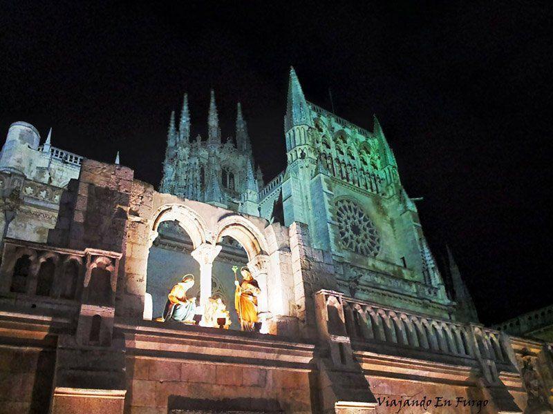 Burgos en Navidad