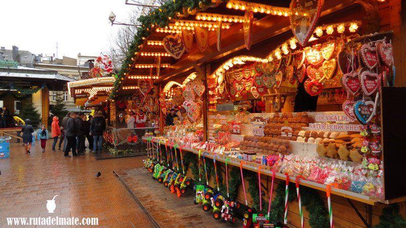 Luxemburgo en Navidad Ruta del Mate