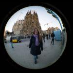 Cris en Barcelona