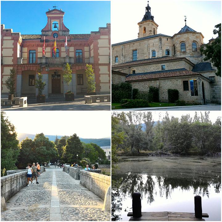 4.Rascafría, Monasterio del Paular, Puente del Perdón y Bosque de Finlandia