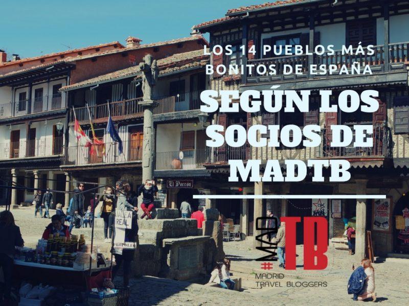 14 pueblos de España por MadTB