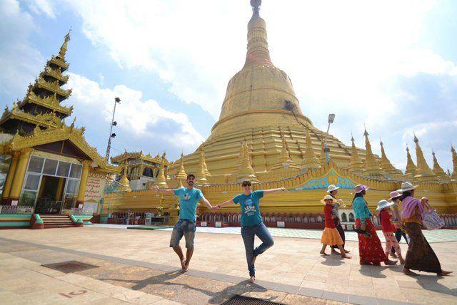Lega Traveler en Myanmar
