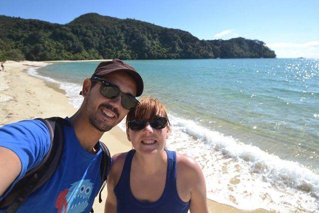 Lega Traveler en Nueva Zelanda