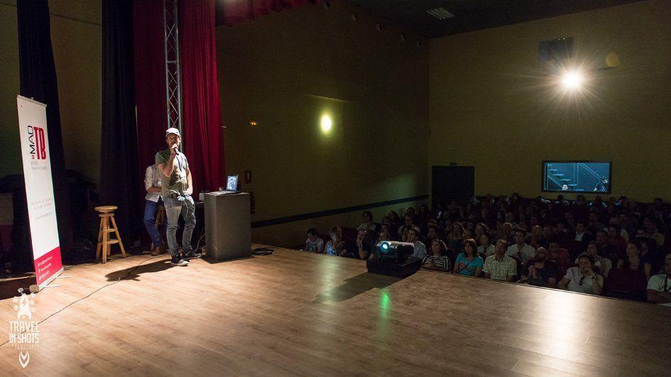 Intervención de Iosu López en Blogs & Viajes