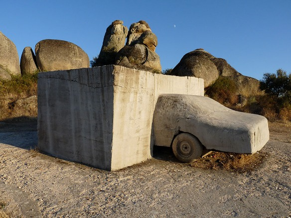 museos del mundo: museo vostell