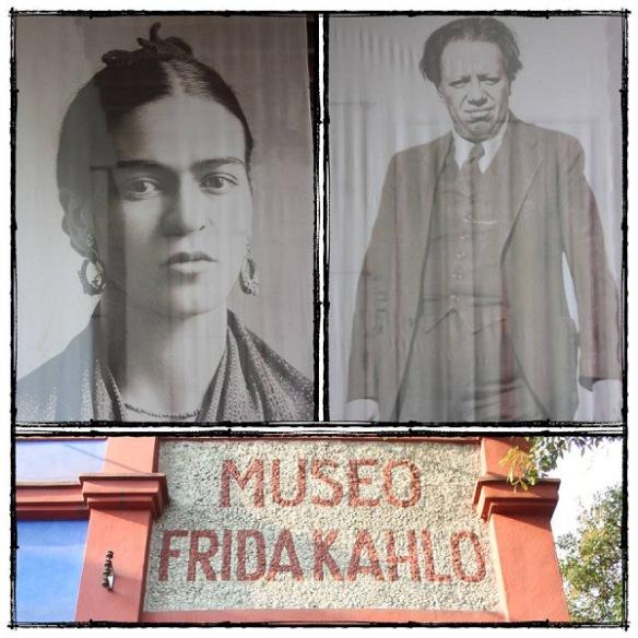 museos del mundo: frida kahlo