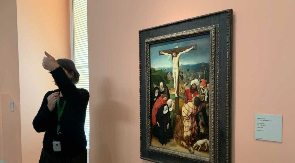 Guía Thyssen Van Eyck